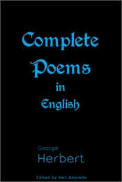 Complete Poems in English : The Reader's... by Herbert, George