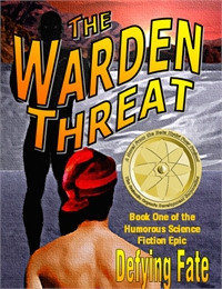 The Warden Threat by Morrese, David, L