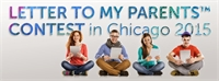 Letter to My Parents Contest in Chicago ... by Letter to My Parents Contest