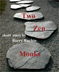 Two Zen Monks by Rachin, Barry