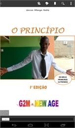 O Princípio : os meus primeiros 16 poema... by Matos, Garcia, Mbenza, Sr.