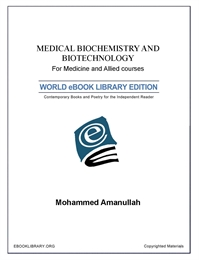 Medical Biochemistry and Biotechnology :... by Mohammed, Amanullah, Dr.
