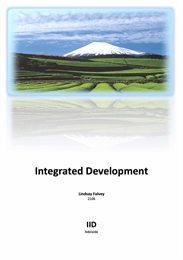 Integrated Development by Falvey, John, Lindsay, Dr.