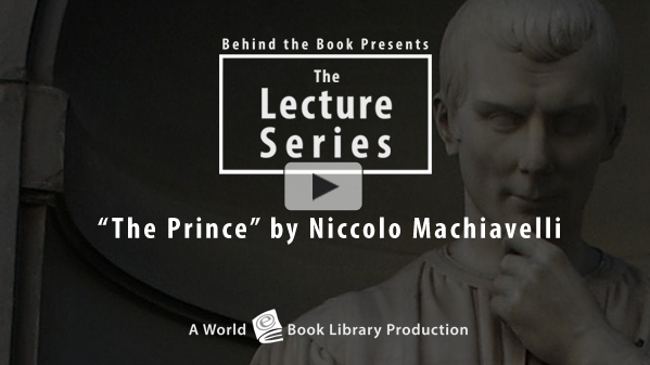The Prince by Niccolo Machiavelli : The ... by Behind the Book