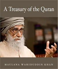 A Treasury of The Quran by Khan, Maulana, Wahiduddin
