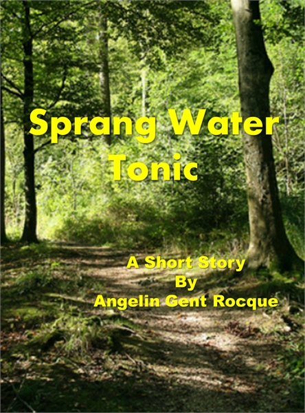Sprang Water Tonic by Rocque, Angie
