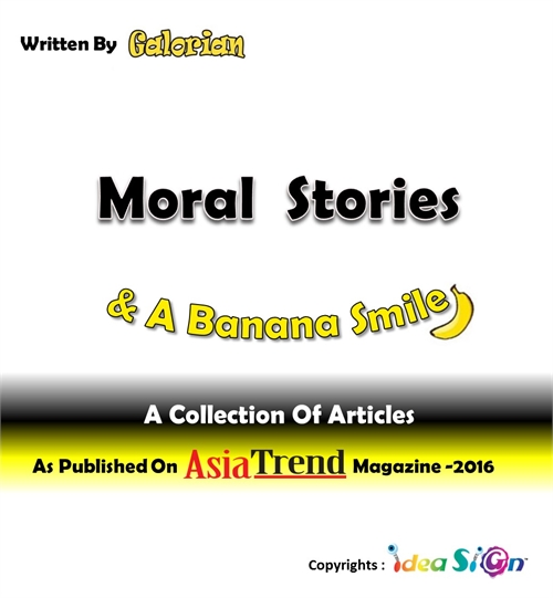 Moral Stories Collection & A Banana Smil... by Creations, Galorian