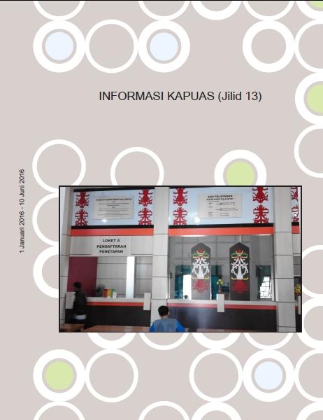 Informasi Kapuas (Jilid 13) : 1 Januari ... by Fajar, Jum'atil