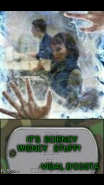 It's Sciency Wiency Stuff! by D'costa, Vidal, Nancy, Ms.