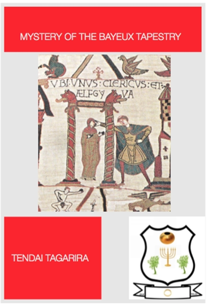 Mystery of the Bayeux Tapestry by Tagarira, Tendai