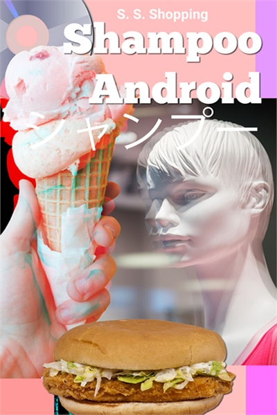 Shampoo Android by Shopping, S., S.