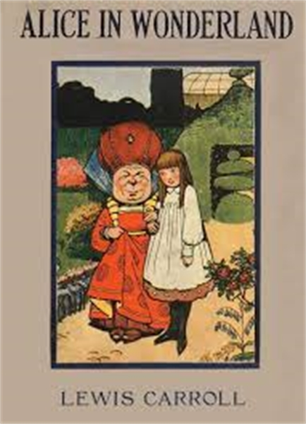 ALICE'S Adventures in Wonderland : Alice... by CARROLL, LEWIS