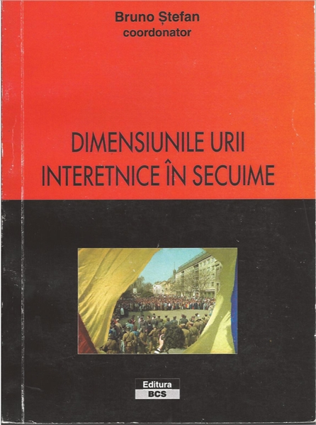 Dimensiunile Urima Interetnice in Secuim... by Stefan, Bruno