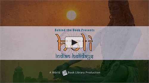 Holi: Behind The Book Presents - Indian ... by Behind the Book