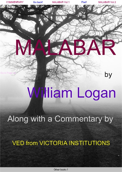 Malabar Manual: Sample pages by Logan, William
