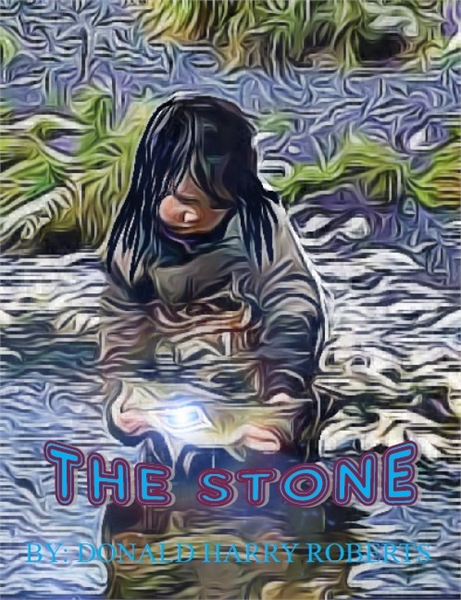 The Stone by Roberts, Donald, Harry