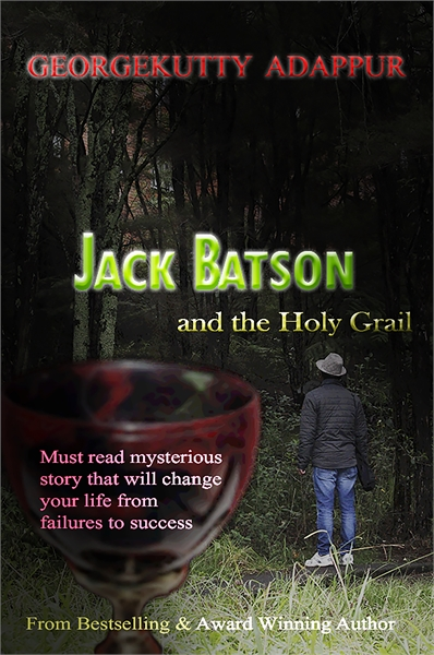 Jack Batson and the Holy Grail by Adappur, Georgekutty