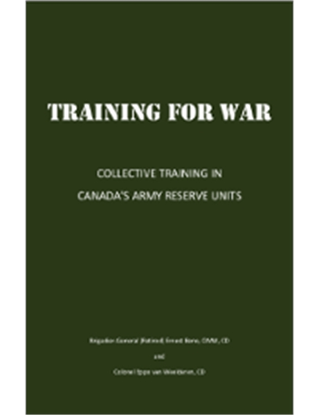Training For War by Beno, Ernest