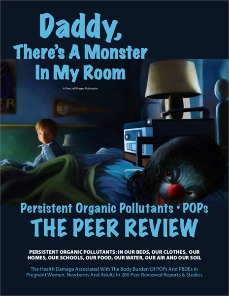 Daddy, There's A Monster In My Room : Th... by Prager, Jeffrey, J