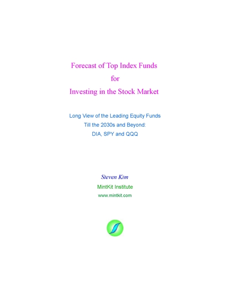 Forecast of Top Index Funds for Investin... by Kim, Steven