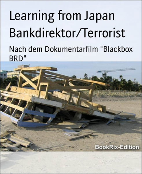 Bankdirektor/Terrorist by Harster, Maris, Sven