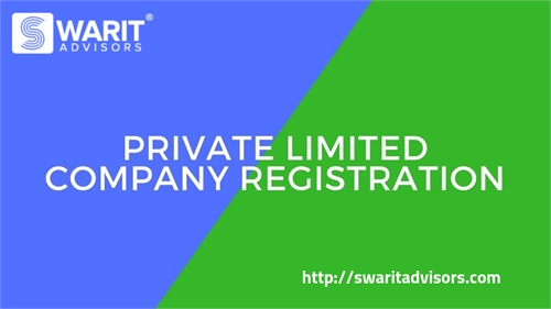 Online Company Formation in India : Pvt ... by Adviser, Swarit, Sir.