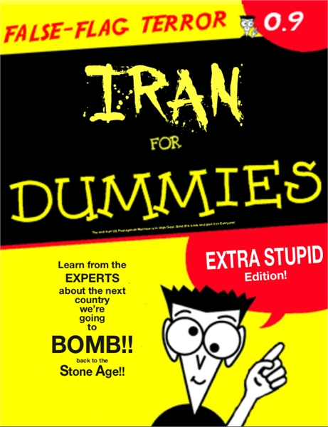Iran For Dummies : Iran, Before The Bull... by Prager, Jeffrey, J.