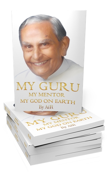My Guru : My God on Earth by AtmanInRavi, AiR