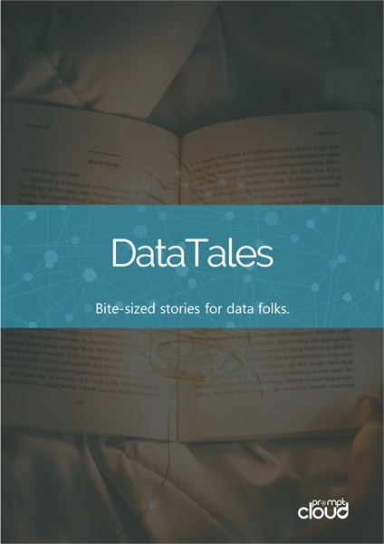 DataTales : Bite-sized Stories for Data ... by Panda, Preetish