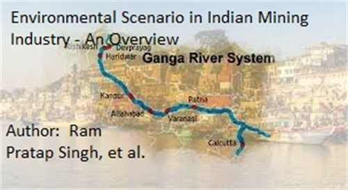 Environmental Scenario in Indian Mining ... by Ram Pratap Singh, et al.
