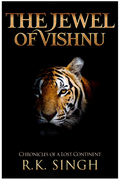 The Jewel of Vishnu : Chronicles of Kuma... Volume 1 by Singh, RK