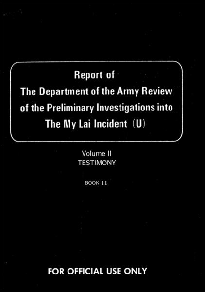 Report of the Department of the Army Rev... by Department of the Army, United States
