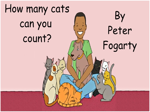 Counting Animals : Counting Cats and Cou... by Fogarty, Peter, Dr.