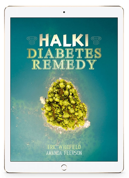 Halki Diabetes Remedy by Whitfield, Eric