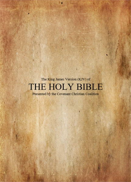 Holy Bible: 1611 King James Version (KJV... by Press, Covenant