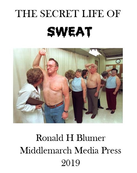 The Secret Life of Sweat by Blumer, Ronald, H