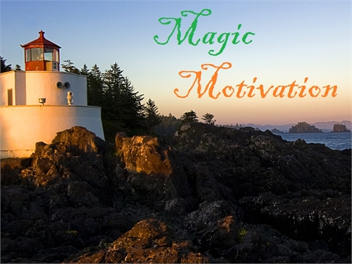 Magic Motivation : (sample version) This... by Aksel, Anna, Ms.