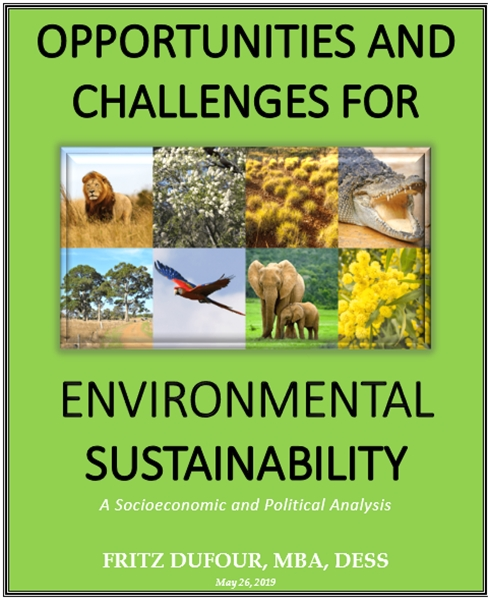 Opportunities and Challenges for Environ... by Dufour, Fritz
