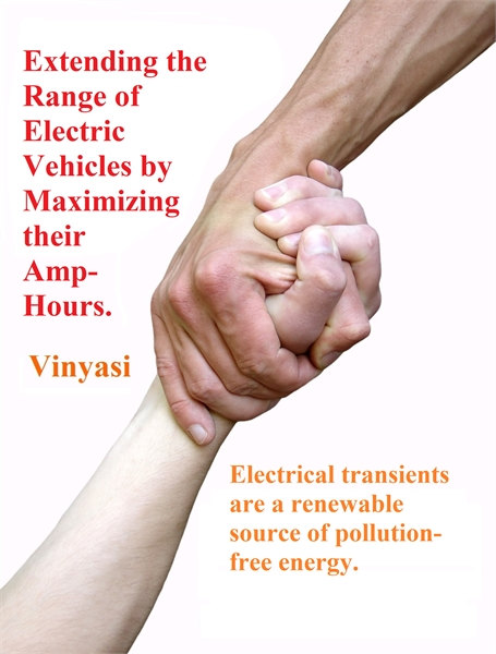 Extending the Range of Electric Vehicles... by Vinyasi, Vinyasi