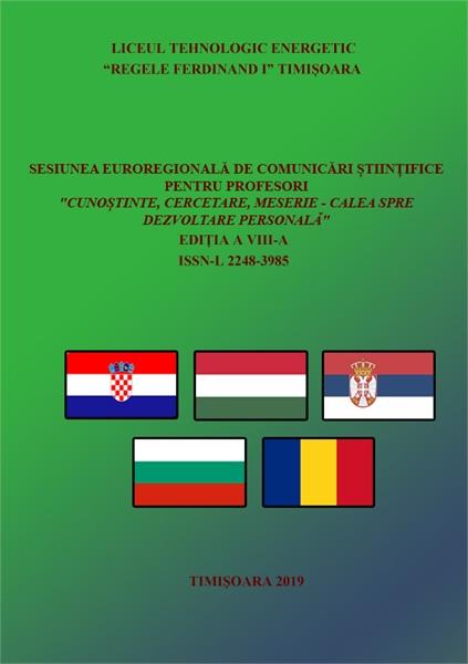Sesiunea euroregională de comunicări ști... by