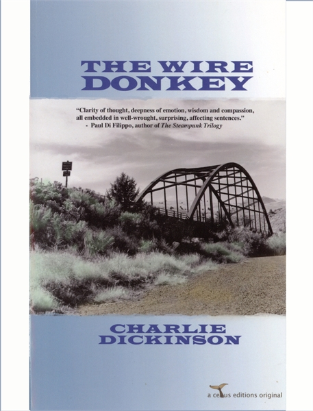 The Wire Donkey by Dickinson, Charlie
