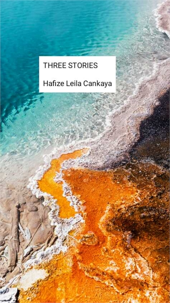 Three Stories : Poems by Cankaya, Hafize , Leila