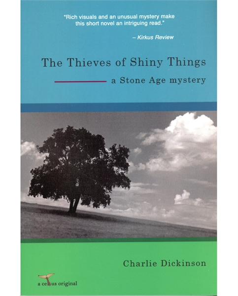 The Thieves of Shiny Things by Dickinson, Charlie