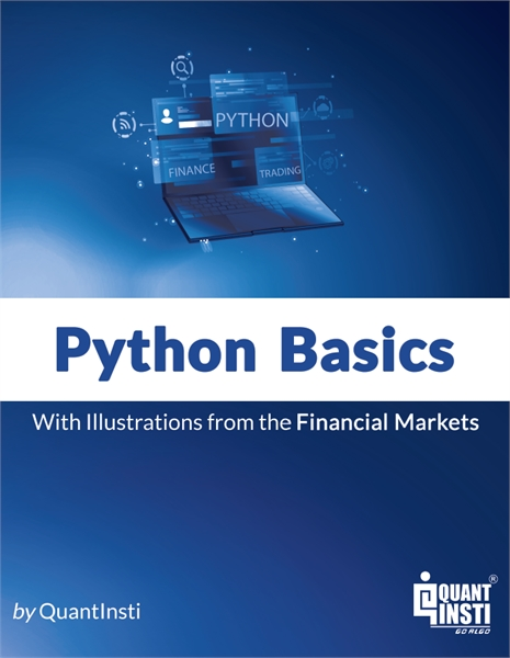Python Basics by Learning, QuantInsti, Quantitative