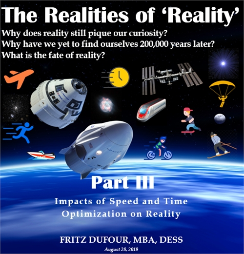 The Realities of 'Reality' – Part III: I... by Dufour, Fritz