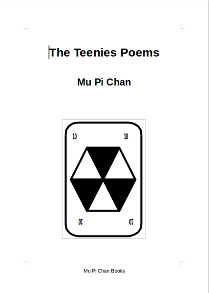 The Teenies Poems by Chan, Mu, Pi