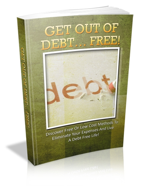 Get out of Debt. Free! by shehzad, umar