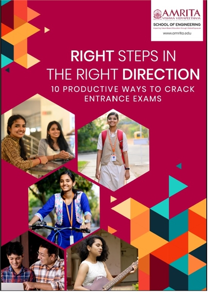RIGHT STEPS IN THE RIGHT DIRECTION : 10 ... by Engineering, Amrita , School of