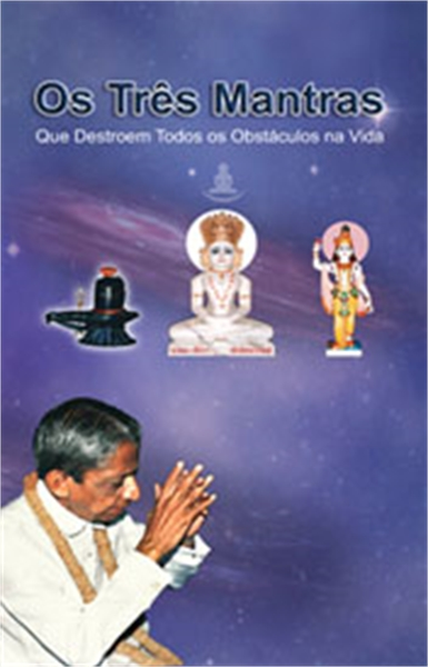Trimantra (In Portuguese) by Bhagwan, Dada