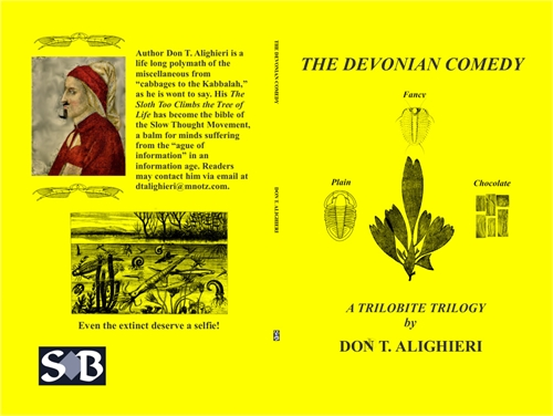 The Devonian Comedy by Alighieri, Don, T.